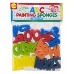 Alex ABC Painting Sponges (26pc)