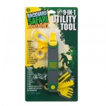 Backyard Safari 9-In1 Utility Tool