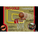 Poof Pro Gold Basketball Hoop - 18