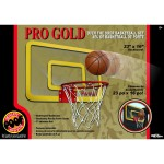Poof Pro Gold Basketball Hoop Large - 23