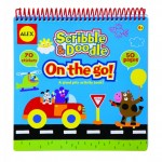 Alex Toy Artist Scribble & Doodle - On The Go