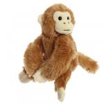 Aurora Wristamals Monkey - 9 inch