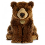 Aurora Grizzly Bear - 15 inch