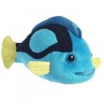 Aurora Blue Tang Fish - 8 inch