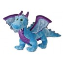 Aurora Blue Dragon