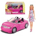Barbie Barbie Doll & Vehicle