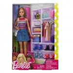 Barbie Barbie Doll & Shoes