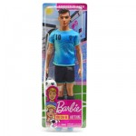 Barbie Ken Soccer Player Doll