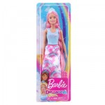 Barbie Dreamtopia Pink Hair Doll