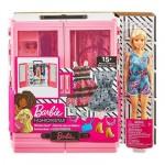 Barbie Barbie Ultimate Closet + Doll