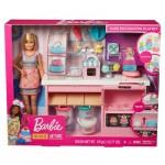 Barbie Barbie Cake Decorating Playset