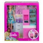 Barbie Barbie Refrigerator (Blonde)