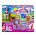 Barbie Chelsea School Playset