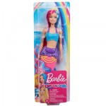 Barbie Dreamtopia Mermaid Doll Pink & Blue Hair