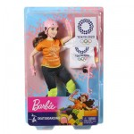 Barbie Skateboarder Doll