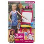 Barbie Art Teacher Playset