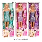 Barbie Barbie Glitz Doll Assortment