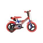 Dino Bikes Spiderman Bicycle - 12 inch