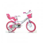 Dino Bikes Hello Kitty Bicycle - 14 inch