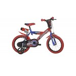 Dino Bikes Spiderman Bicycle - 16 inch