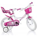 Dino Bikes Hello Kitty Bicycle - 16 inch