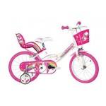 Dino Bikes Unicorn Bicycle - 16 inch