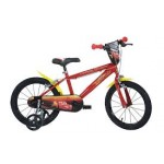 Dino Bikes Cars Bicycle - 16 inch