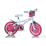 Dino Bikes Barbie Bicycle - 16 inch