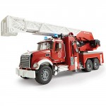 Bruder MACK Granite Fire Engine With Ladder and Water Pump