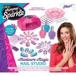 Cra-Z-Art Shimmer 'n Sparkle Manicure Magic Nail Studio