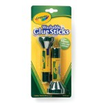 Crayola Two Washable Glue Sticks