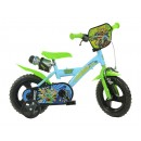 Dino Bikes Half Shell Heroes Bicycle - 12 inch