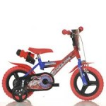 Dino Bikes Spiderman Bicycle - 12 inch
