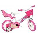 Dino Bikes Barbie Bicycle - 12 inch