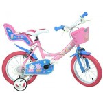 Dino Bikes Peppa Pig Bicycle - 14 inch