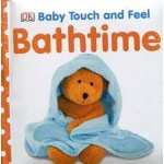 DK Baby Touch and Feel Bathtime