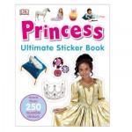 DK Princess Ultimate Sticker Book