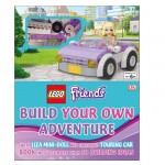 DK LEGO Friends Build Your Own Adventure