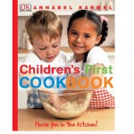 DK Childrens First Cookbook