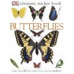 DK Butterflies Ultimate Sticker Book