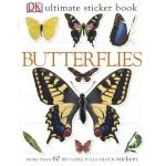 DK Butterflies Ultimate Sticker Book