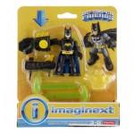 Fisher-Price Imaginext Dc Super Friends Thunder Punch Bat