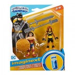 Fisher-Price Imaginext Justice League Wonder Woman & Cheetah