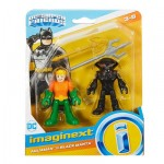 Fisher-Price Imaginext Justice League Aquaman & Black Manta