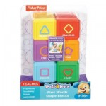 Fisher-Price Laugh&Learn 1st Words & Shapes Block Asst