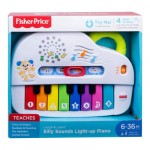 Fisher-Price Laugh&Learn Silly Sounds Light-Up Piano
