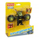 Fisher-Price Imaginext Dcsf Batman Jetpack