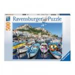 Ravensburger Parça Renkli Marina Puzzle - 500pcs