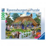 Ravensburger Cottage in England Puzzle - 1500pcs