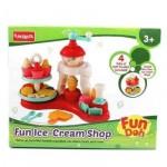Funskool Fun Dough Fun Ice Cream Shop